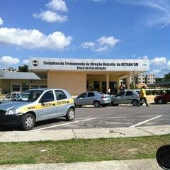 Photo taken at Complexo de Treinamento de Direção Veicular  - DETRAN/AM by Mayra S. on 6/14/2012