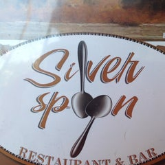 Photo taken at Silver Spoon Cafe by Seven of 9. on 7/4/2012