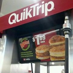Photo taken at QuikTrip by Ben R. on 3/5/2012