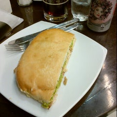Photo taken at Cefe's Café by Pata G. on 6/14/2012