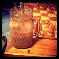 Photo taken at Kahwa Café by Laet W. on 4/29/2012