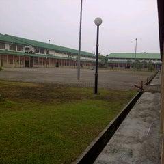 Photo taken at Kota Samarahan Industrial Training Institute - Institut Latihan Perindustrian (ILP) Kota Samarahan) by zulkifli s. on 9/6/2012