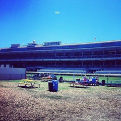 Photo taken at Del Mar Racetrack by Sam U. on 9/1/2012