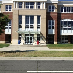 Photo taken at T.C. Williams High School by Ashley G. on 6/23/2012