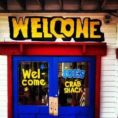 Photo taken at Joe's Crab Shack by Montana K. on 5/30/2012