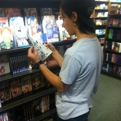 Photo taken at Barnes & Noble by Geoffrey M. on 4/9/2012