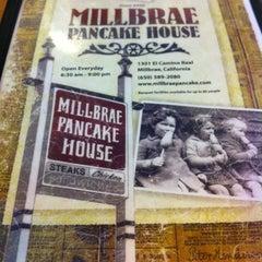 Photo taken at Millbrae Pancake House by Annette K. on 6/15/2012