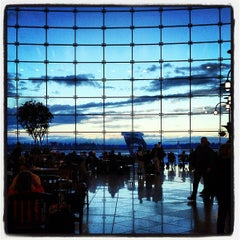Photo taken at Seattle-Tacoma International Airport (SEA) by David C. on 3/30/2012