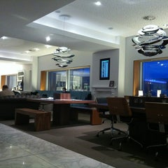 Photo taken at No.1 Traveller Lounge by HarKirat B. on 2/9/2012