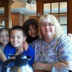 Photo taken at Bob Evans Restaurant by Crystal B. on 9/1/2012