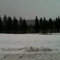 Photo taken at ФГУП ЮГ СПОРТ by Umar T. on 3/12/2012