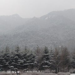 Photo taken at 치악휴게소 by jeong hoon l. on 2/25/2012