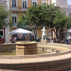 Photo taken at Plaza De Armas by Stacy S. on 9/2/2012