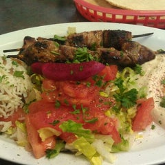 Photo taken at House of Falafel by Gisele M. on 2/20/2012