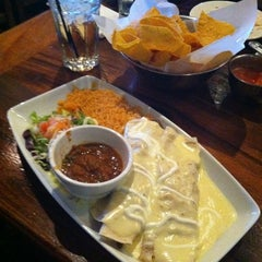 Photo taken at Plaza Azteca Mexican Restaurant by Bill B. on 2/20/2012