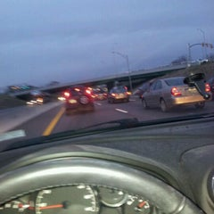 Photo taken at Traffic HELL!  by Courtney H. on 2/13/2012