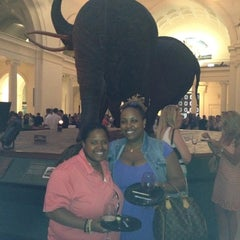Photo taken at Wine Enthusiast's Toast of the Town Chicago at The Field Museum by Sandi R. on 6/9/2012