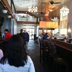 Photo taken at Panini's Cafe by Josh W. on 2/11/2012