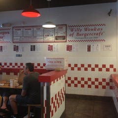 Photo taken at Five Guys by Ted W. on 5/26/2012