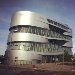 Photo taken at Mercedes-Benz Museum by Juan B. on 5/10/2012
