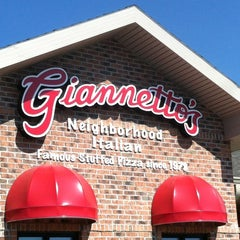 Photo taken at Giannetto's Pizza by Sonya C. on 6/8/2012