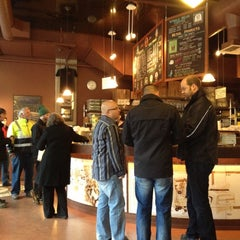 Photo taken at Espresso Vivace by Carly H. on 2/28/2012