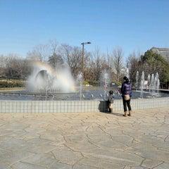 Photo taken at 木場公園 by kentaro t. on 2/4/2012