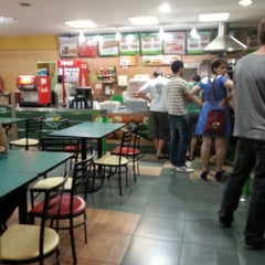 Photo taken at Subway by Angelo P. on 8/26/2012
