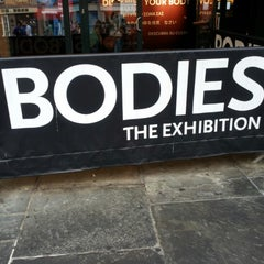 Photo taken at BODIES...The Exhibition by Vanessa A. on 9/6/2012