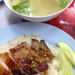 Photo taken at ข้าวมันไก่ OK by Noonoi .. on 7/15/2012