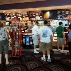Photo taken at Cinemark Buckland Hills 18 + IMAX by Ginger G. on 8/25/2012