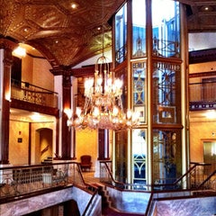 Photo taken at The Providence Biltmore Hotel by Craig D. on 5/27/2012