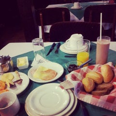 Photo taken at Westfalia Restaurant by Pablo H. on 9/3/2012