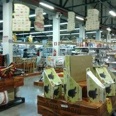 Photo taken at Supermercado Guanabara Jardim Do Sol by Ronan d. on 9/8/2012