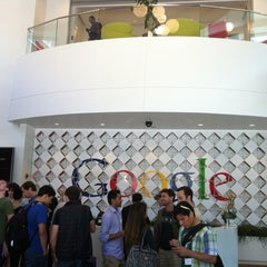 Photo taken at Google Store by Conway A. on 7/13/2012