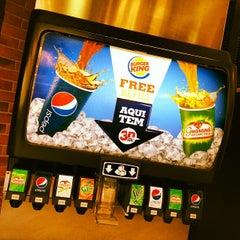 Photo taken at Burger King by F. C. N. on 2/18/2012