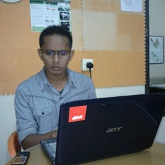 Photo taken at Tower Coffee by Hendri D. on 4/12/2012