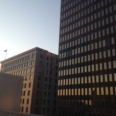 Photo taken at Hyatt Place Des Moines/Downtown by Greg P. on 8/1/2012