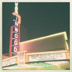 Photo taken at Inwood Theatre by Juno S. on 8/4/2012