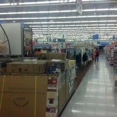 Photo taken at Walmart Supercenter by Brittney R. on 3/31/2012
