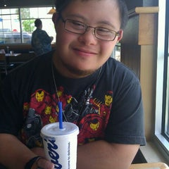 Photo taken at Culver's by Riza S. on 6/24/2012