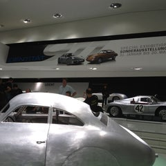 Photo taken at Porsche Museum by morimoto h. on 5/18/2012