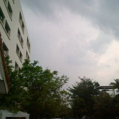 Photo taken at S Apartment by Chotprakorn P. on 3/13/2012