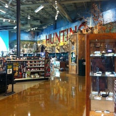 Photo taken at Bass Pro Shops by Danielle on 7/22/2012