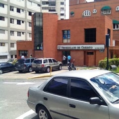 Photo taken at Banco Venezolano de Crédito by German Andres J. on 7/30/2012