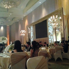 Photo taken at The Ritz-Carlton Jakarta, Pacific Place by Allen S. on 6/30/2012