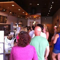 Photo taken at Starbucks by Patrick K. on 9/2/2012