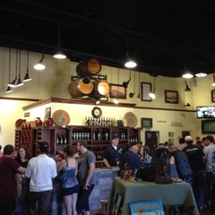Photo taken at Ruby Hill Winery by Michael N. on 7/22/2012