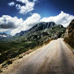 Photo taken at Col De La Croix De Fer by James on 7/24/2012