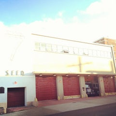 Photo taken at San Francisco Fire Department Station 7 by Shannon Z. on 7/3/2012